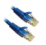 CAT6 Network Patch Cable, Blue, 1.5m