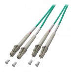 Fibre Optic Cable, 50/125μm OM3, LC-LC, 15m