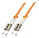 15m Fibre Optic Cable, LC-LC, 50/125μm OM2