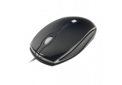 Optical Mouse, USB & PS/2, Black