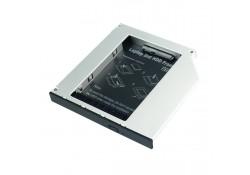 Slim SATA III HDD Caddy, 12.5mm