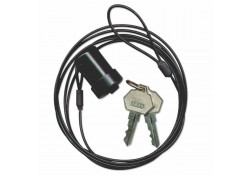 Notebook Security Cable, Standard Lock