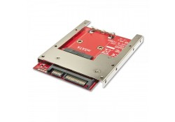 "mSATA to 2.5"" SATA SSD Drive Adapter, 7mm"