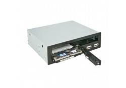 "5.25"" Bay for 5.25"" Slim ODD, 2.5"" HDD/SSD & USB"