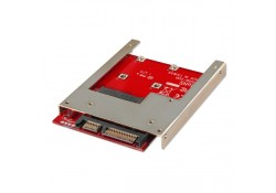 "mSATA to 2.5"" SATA SSD Drive Adapter, 9.5mm"