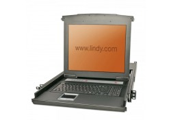 "KVM Terminal Basic with 17"" LCD Display"