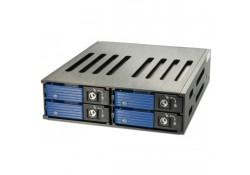"SAS/SATA Back Plane System for 4x 2.5"" SATA Drives"