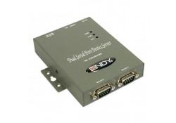 2 Port Serial Over IP Server