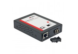 Gigabit Ethernet Fibre Converter, Multimode LC