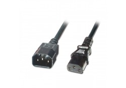 1.5m Power Cable IEC Plug to IEC Socket