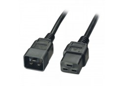 0.5m IEC-320 Power Extension Cable