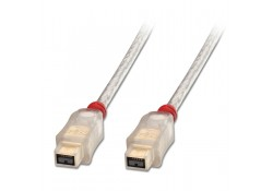 0.3m Premium FireWire 800 Cable, 9 Pin to 9 Pin