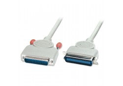2m Parallel Printer Cable DB25 Male to C36 Male