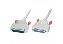 5m Serial Cable DB25 Male to Female