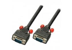 2m VGA Monitor Cable, Black