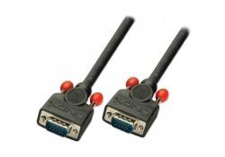 5m VGA Monitor Cable, Black