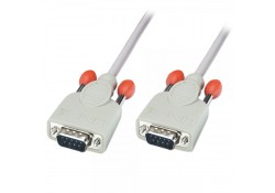 Serial Cable, DB9 M/M, 5m