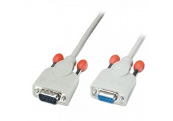 20m Serial Cable DB9 Male to Female