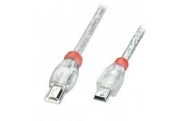 2m USB OTG Cable, Type Mini-A to Mini-B