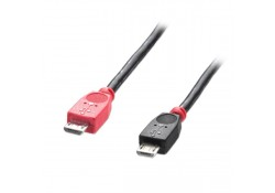 1m USB OTG Cable, Type Micro-B to Micro-B