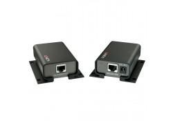 CAT5e/6 USB to RS-232 Serial Extender, 2km