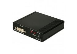 2 Port DVI-D Splitter