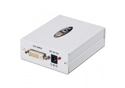 DVI-D to VGA and Component Video Converter