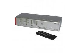 4 Port Matrix VGA & Audio Switch