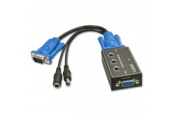 VGA Skew Compensator for CAT5e/6 Extender