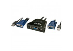 2 Port KVM Switch Classic VGA & USB