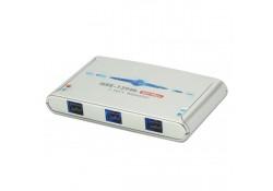 3 Port FireWire 800 Repeater Hub