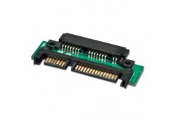 Micro SATA Data+Power to SATA Data+Power Adapter