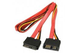 Slimline SATA Extension Cable, 0.5m