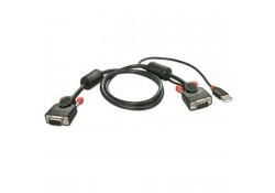 5m USB & VGA KVM Cable for Combo KVM Switch