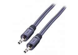 3.5mm Stereo Audio Cable, 0.25m