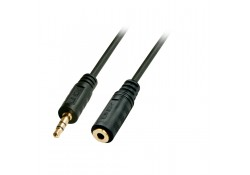 3.5mm Stereo Audio Extension Cable, 5m