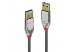 2m USB 3.0 Type A to A Cable, Cromo Line