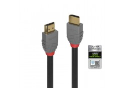 2m Ultra High Speed HDMI 2.1 Cable, Anthra Line