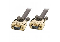 15m Gold VGA Monitor Cable