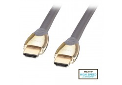GOLD HDMI 1.4 High Speed with Ethernet Cable, 5m