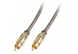 GOLD Composite Video & Coaxial SPDIF Cable, 0.5m