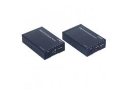 80m HDMI & IR CAT6 Extender Premium
