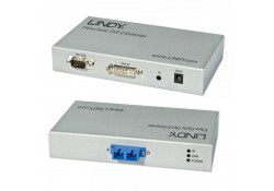 Fibre Optic DVI Extender, 5000m