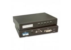 Fibre Optic DVI Dual Link Extender, 500m