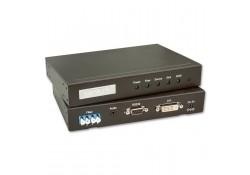500m Fibre Optic DVI Dual Link Extender