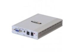 VGA & Audio to HDMI 1080p Upscaler
