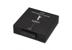 SCART to HDMI 720p HD Scaler