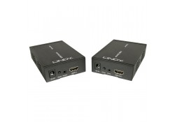 HDMI & IR over Gigabit Ethernet IP Extender