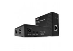 HDMI & IR over Gigabit Ethernet IP Extender