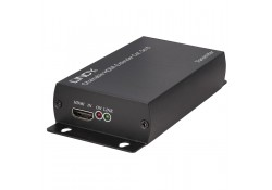 Cascadeable HDMI CAT6 Extender, Transmitter Unit